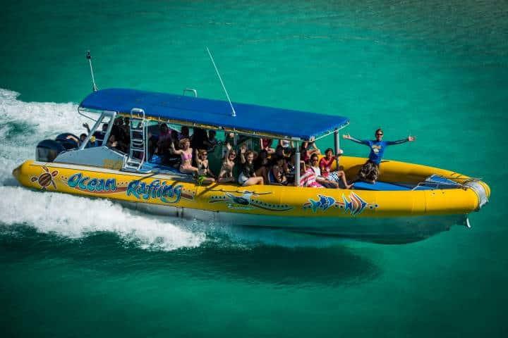 Ocean Rafting 1-opt